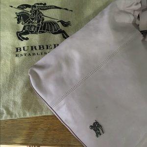 Burberry Horseman tote